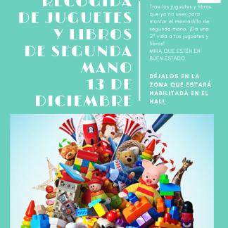 RECOGIDA DE JUGUETES